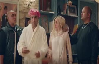 """أحمد فهمي وهنا الزاهد فى البرومو التشويقي لمسلسل """"الواد سيد الشحات""""  فيديو"""