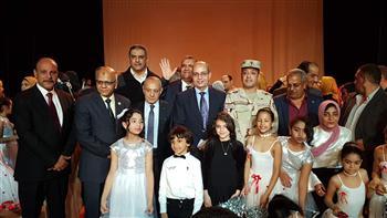 وكيل تعليم بورسعيد يشهد حفل ختام الأنشطة التربوية لإدارة بورفؤاد