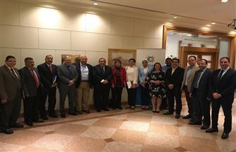 مبادرة حياة كريمة وشراكة بين جامعة حلوان وجمعية التطوير والتنمية |صور