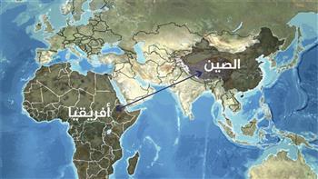 """مصر المفتاح الكبير لبناء مجتمع """"صيني - إفريقي"""" مشترك"""