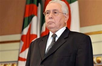 الرئيس الجزائري المؤقت: الوضع الحالي يلزمني بالاستمرار في منصبي حتى انتخاب رئيس جديد