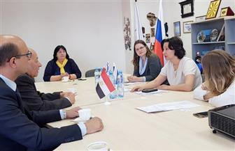 جامعة أسيوط تعقد اتفاقا مع جامعة الصداقة الروسية في مجالات علمية وطبية | صور