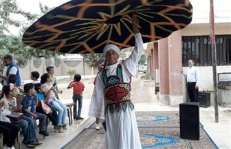 قصر ثقافة أحمد بهاء الدين للطفل بأسيوط يحتفل بيوم اليتيم