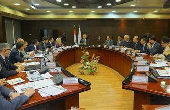 وزير النقل يجتمع بوفدي تاليس الإسبانية والستوم الفرنسية لمتابعة تحديث نظم الإشارات| صور