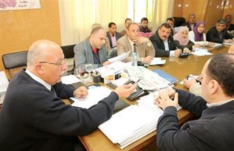 السكرتير العام بكفر الشيخ يناقش تطوير مزلقانات السكك الحديدية | صور