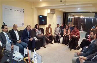 """""""شباب الأعمال"""" تبحث سبل تنظيم التجارة الداخلية بمصر"""