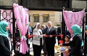 رئيس جامعة القاهرة: تطوير كلية الدراسات العليا يتم وفقا لأحدث طرق للخدمات الإلكترونية| صور