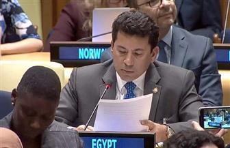 أشرف صبحي: الاستثمار فى الشباب وتمكينهم أحد أولويات الرئيس السيسي