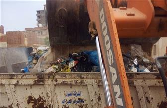 حملة نظافة مكثفة بمدينة مطروح بعد شم النسيم