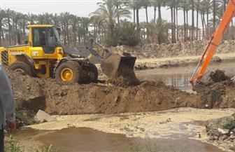 """بلاغ بقطع في جسر مشترك على مسقى """"الإصلاح"""" في كفر سعد.. و""""الري"""" توضح السبب"""