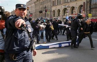 اشتباكات وأعمال عنف خلال تظاهرات لأصحاب السترات الصفراء في يوم العمال بفرنسا| صور