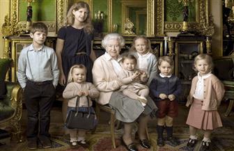 أبناء عائلة نيوزيلندية يحملون نفس أسماء العائلة المالكة البريطانية