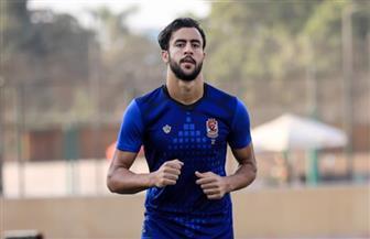 الأهلي: أحمد علاء جاهز للمشاركة في المباريات
