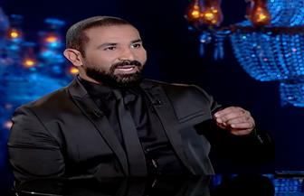 أحمد سعد : أنا سادس زوج لسمية الخشاب