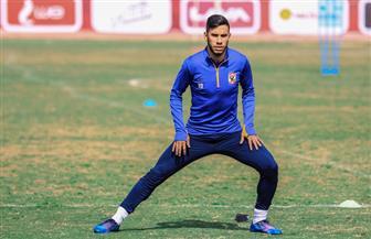 """ناصر ماهر يشارك في تدريبات الكرة بـ""""الأهلي"""""""