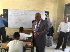حجازي يتفقد لجان الشهادة الإعدادية مع انطلاق ماراثون امتحانات نهاية العام | صور