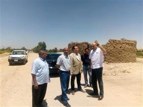 نائب محافظ الأقصر يتفقد مدينة الطود لمتابعة انتظام عمل المشروعات الجاري تنفيذها |صور