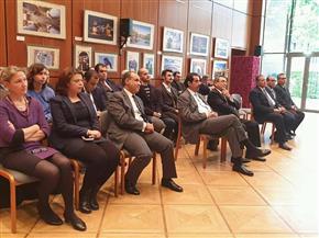 السفارة المصرية في برلين تستضيف حدثا ثقافيا بحضور رئيس دار الكتب |صور