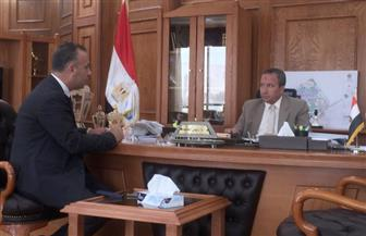 الوحدات المحلية و26 مركزا تكنولوجيا بالقاهرة والسويس يتنافسون على جائزة المؤسسة المتميزة بالحكومة