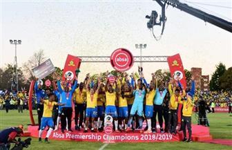 صن داونز يحقق لقب الدوري الجنوب إفريقي فى مباراة الحسم بالجولة الأخيرة