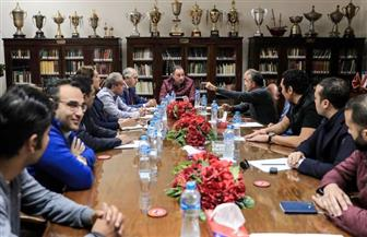 """أبرزها """"أزمة السلة"""".. تعرف على قرارات مجلس إدارة الأهلي في اجتماع الشيخ زايد"""