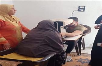 """""""مستقبل وطن"""" ينظم قافلة طبية لمرضى العيون بكفر الشيخ"""