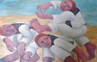 """""""أهازيج نوبية"""" للتشكيليين أحمد سليم وإيهاب لطفي وإسلام عبادة في جاليري """"خان المغربي"""""""