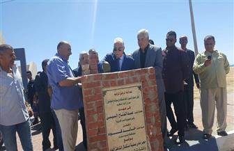 المجلس التنفيذي لجنوب سيناء: طلاء المباني بلون موحد وإقامة أكبر مصنع بيئي   صور