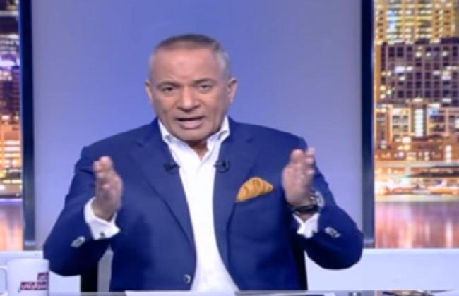 أحمد موسى: قناة «تايم سبورت» أول خطوة لهيكلة «ماسبيرو».. وانتظروا مفاجآت أخرى  فيديو -