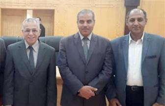 تكليف الدكتور أمين  حجازي نائبا لرئيس اللجنة الطبية بجامعة الأزهر
