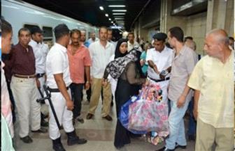 شرطة مترو الأنفاق تسلم طفلا تائها لأسرته.. وتعيد حقيبة بها مبلغ مالى لسيدة