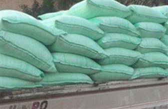ضبط أجولة فول وسكر غير مطابقة للمواصفات بأسواق القاهرة