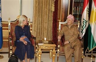 الأمم المتحدة ترحب بتطورات العملية السياسية فى إقليم كردستان