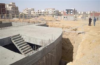 """بتكلفة 25 مليون جنيه..غرفة القاهرة تستلم المرحلة الأولى من مشروع """"نادي تجار المحروسة"""""""