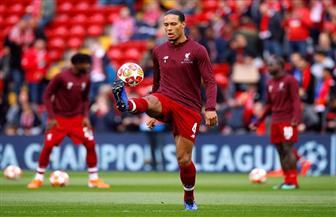 فان دايك: أهنئ مانشستر سيتي ونتطلع لإنهاء الموسم بأفضل طريقة والفوز باللقب الأوروبي