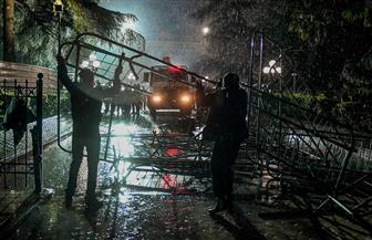إصابة ضابط شرطة في أحدث احتجاجات المعارضة الألبانية