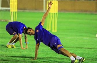 عمرو جمال يشيد بمعسكر إسبانيا ويصف الموسم الحالي بالأصعب