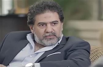 """محسن محي الدين يتعدى بالضرب على هاني سلامة في """"قمر هادي"""""""