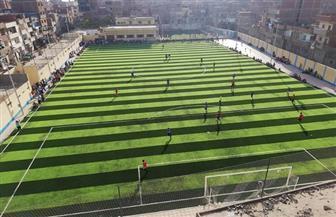 ضبط 24 شخصا بأحد الملاعب لكرة القدم بشارع اللبيني بالهرم لمخالفة قرار الحظر
