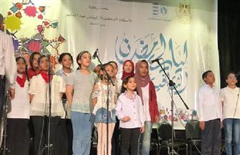 فنون شعبية وموسيقى عربية بليالى رمضان الفنية بثقافة قنا | صور