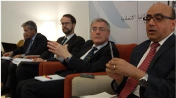 السفير الألماني في القاهرة: مصر تتمتع بقوة ناعمة تمكنها من خفض التوتر في المنطقة