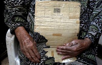 في ذكرى النكبة.. لاجئان فلسطينيان يستعيدان الذكريات   صور