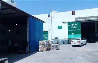 لجنة تقنين أملاك الدولة تعاين 5 قطع أراض غربي الإسكندرية |صور