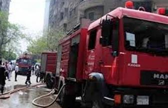 السيطرة على حريق بمنزل بسبب ماس كهربائي في سوهاج