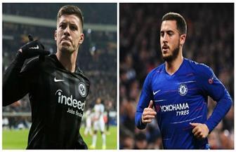 هازارد ويوفيتش.. هل يعي ريال مدريد ما يفعله؟