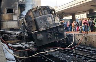 """"""" جنايات القاهرة"""" تصدر حكمها اليوم على 14 متهما في حادث حريق قطار محطة مصر"""