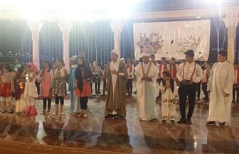 كورال أطفال ثقافة المنيا يتألق في ليالى رمضان الفنية والثقافية   صور