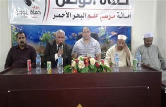رئيس مدينة مرسى علم يكرم 65 من حفظة القرآن الكريم   صور