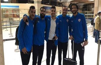 بعثة الزمالك تغادر إلى المغرب للقاء نهضة بركان في نهائي كأس الكونفيدرالية