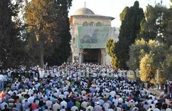 200 ألف مصل في المسجد الأقصى خلال ثاني جمعة من رمضان